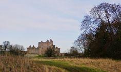 Edinburgh-- This is craigmillar castle in edinburgh,scotland