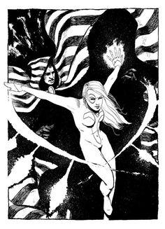 Commission - Cloak and Dagger by B3NN3TT.deviantart.com on @DeviantArt