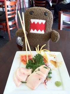 Hungry Domo