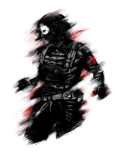 The Winter Soldier by Ashqtara on deviantART