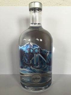 New DOL GIN bottle.  zuPlun.it