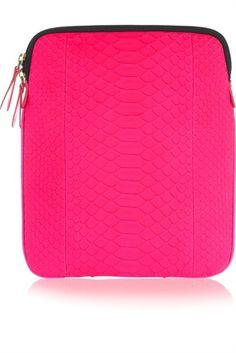 HOT PINK SOLID: iPad case, Emilio Pucci, Vogue.it