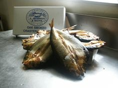 Craster kippers are kippers from the Northumberland village of Craster. They have been acclaimed as the best British kipper.