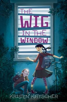 Wig In The Window Book Review.  Perfect for tweens.  Mystery, humor, and an ending you may not see coming.  #Books #Reading