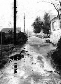 Wet street - Крейг Маллинс