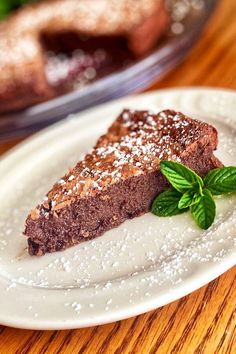 "Dark and Creamy Chocolate Cake | ""Impress your valentine with this luscious dessert. This is a very rich and moist cake, perfect for Valentine's Day, or any time!"" #cakerecipes #bakingrecipes #dessertrecipes #cakes #cakeideas"