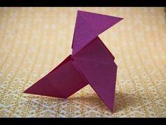 10 Como Hacer Una Pajarita De Papel Youtube En 2020 Como Hacer Pajaritas Estrellas De Origami Hacer Pajaritas