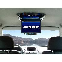 Alpine - RSE-K100SC - Kit installation pour Renault Scenic II pour PKG-2000P et PKG-2100P