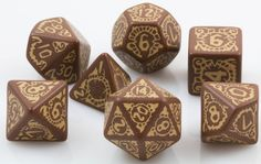 Pathfinder Dice: Giantslayer | RPG Role Playing Game Dice Set