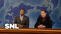 Weekend Update: Pete Davidson Talks Business | Saturday Night Live - thought this was the funniest part of SNL sat!