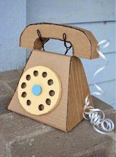 Reciclando e fazendo brinquedos - arte de ser criança ~ ARQUITETANDO IDEIAS