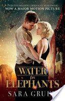 Water for Elephants by Sara Gruen.  Wonderful, I loved it~