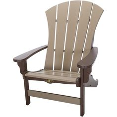 Pawleys Island Durawood Sunrise Adirondack Chair