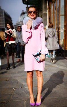 Lavender loves...a pastel pump #lavender #ghdpastels #streetstyle