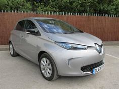 Used (64 reg) Grey Renault Zoe i-Dynamique Intens 5dr Auto for sale on RAC Cars