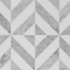 Calacatta Gold Marble, Marble Mosaic, Carrara, Mosaic Tiles, White Marble Flooring, Stone Mosaic, Floor Patterns, Tile Patterns, Black And White Marble