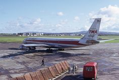 TWA Boeing 707 Cargojet - al1739 | Flickr - Photo Sharing!