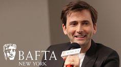 David Tennant In Conversation | BAFTA New York