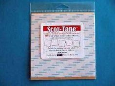 """Scor-Tape doppelseitige Klebefolie  6 """" x 6 """" = 15,2 cm x 15,2 cm ( 5 Stück ) SP210 15,2cm x 15,2 cm, Inhalt: 5 Stück - 4,99€ säurefrei u. hitzebeständig ideal für Karten,  Verpackungen, Glitter, Embossing, Scrapbooking, Folie, Bänder, Origami, Perlen eignet sich auch zum Ausschneiden u. Ausstanzen"""