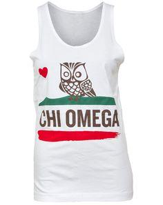 Chi Omega Fiesta