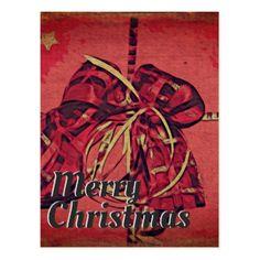 Merry Christmas Card! Postcard - Xmascards ChristmasEve Christmas Eve Christmas merry xmas family holy kids gifts holidays Santa cards