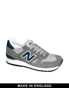 Image 1 ofNew Balance Made In England 670 Trainers