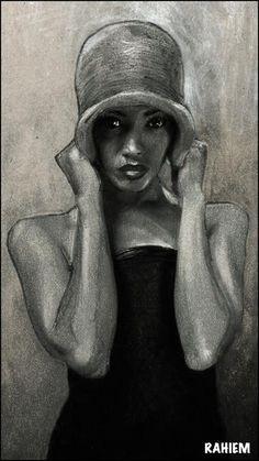 Black Women Art! (NSFW), Chantel by ~UrbanRenaissance