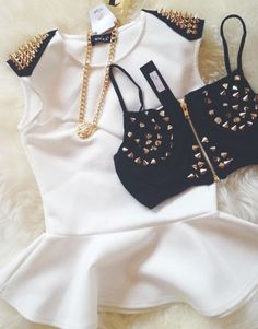 #Studded I'll take one of each
