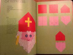 juf Rita pcbs 't Mozaïek :: jufritapcbsmozaiek Saint Nicolas, Arts And Crafts, Kids Crafts, My Roots, Primary School, Art School, December, Christmas, Holiday