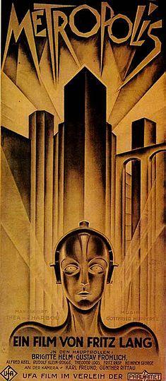Постер фильма «Метрополис» (Германия, 1927).jpg