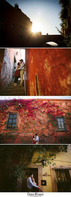 love photoshoot / sesión de fotos en San Miguel de Allende, Guanajuato, México | Drea Rivera Fotografía