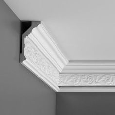 Orac Decor's Luxxus Flexible Crown Molding Classic Ceilings offers Decorative Crown Mouldings for sale. Buy online or call Crown Molding, Diy Makeover, Cornice, Moldings And Trim, Cornices Ceiling, Classic Ceiling, Orac Decor, Home Decor, Kitchen Diy Makeover