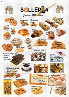 Contando propoints Waffles, Menu, Breakfast, Recipes, Food, Chocolates, Vocabulary, Quotes, Cooking Recipes