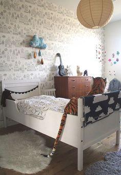 La Petite Kids Rooms by Kenziepoo Girl Room, Girls Bedroom, Ideas Habitaciones, Deco Kids, Kid Spaces, Kids Decor, Room Inspiration, Room Decor, Interior Design