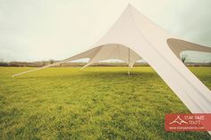 Our stunning 16m Star Gaze Tent Star Tent. Perfect for Weddings outdoor wedding receptions & One of Star Gaze Tents stunning Star Tent! Complete with full set ...