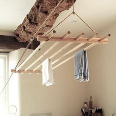 Ceiling Clothes Dryer