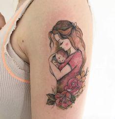 30 tatuagens em homenagem as mães e filhos. – Tattoo2me Magazine