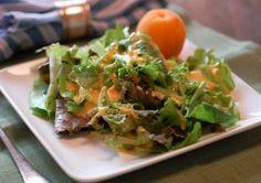 10 Easy Healthy Salad Dressing Recipes ~Dairy Free