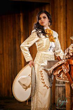 Blanca Marin - Charro outfit