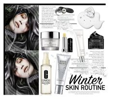"""Cold Weather Beauty Routine"" by krischigo ❤ liked on Polyvore featuring beauty, Peter Thomas Roth, Molton Brown, Estée Lauder, Marc Jacobs, Clinique, Dermatouch and burrrbeauty"