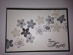 Trauerkarte von Geschenke-Eckla auf DaWanda.com