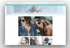 Here is the collection of best simple WordPress Themes that will allow you to create simple website effortlessly with their simple and friendly interface. Simple Wordpress Themes, Simple Website, Writer, Web Design, Applique, Creative, Blog, Photography, Collection