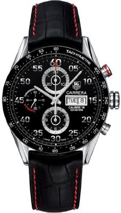 Men's Wrist Watches - TAG Heuer Carrera Day Date Mens Watch CV2A10FC6237 >>> Click image for more details.
