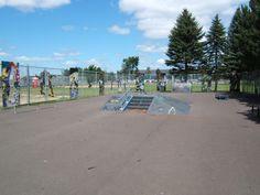 Skate Park, Sidewalk, Urban, City, Side Walkway, Walkway, Cities, Walkways, Pavement