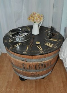 14 Useful DIY Ideas How To Use Old Wine Barrel  Beso de Vino