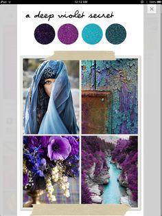 Love this colour scheme