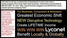 Ter Scott Promotes!: Wherever your business is in the USA, you need to ...
