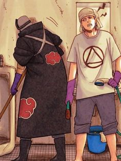 Find images and videos about funny, anime and naruto on We Heart It - the app to get lost in what you love. Naruto Kakashi, Naruto Kakuzu, Hidan And Kakuzu, Comic Naruto, Naruto Anime, Anime Akatsuki, Sarada Uchiha, Naruto Funny, Naruto Art