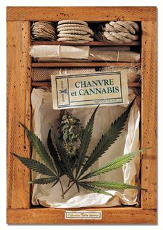 CHANVRE ET CANNABIS par Serge Schall - Editions Plume de Carotte