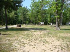 Michigan: Campeggi con Full hook up